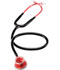 Photograph of MDF Unisex MDF Acoustica Stethoscope Red/Black MDF747XP-R11