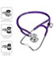 Photograph of MDF Unisex MDF Sprague-X Stethoscope Purple MDF767X-8