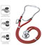 Photograph of MDF Unisex MDF Sprague Rappaport Stethoscope Red MDF767-17