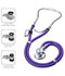 Photograph of MDF Unisex MDF Sprague Rappaport Stethoscope Purple MDF767-8