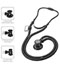 Photograph of MDF Unisex MDF Sprague Rappaport Stethoscope Black MDF767-BO