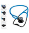 Photograph of critical care cardiology Unisex MDF ProCardial ERA Stethoscope Blue MDF797X-14