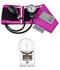 Photograph of MDF Unisex MDF Calibra Pro Aneroid Sphygmomanometer Pink MDF808B-32