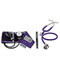 Photograph of MDF Unisex MDF Calibra BP & MD One Stethsocope KIT Purple MDF808MKT1-8