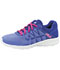 Photograph of Fila USA Women's Footwear - Athletic Wedgewood,RoyalBlue,PinkGlo MEMORYFINITY-F466