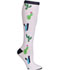 Photograph of Cherokee Socks and Hoisery Women's PRINTSUPPORT Flowering Cactus PRINTSUPPORT-FLCTS