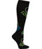 Photograph of Cherokee Socks and Hoisery Women PRINTSUPPORT Love Lines PRINTSUPPORT-LVLIN