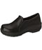 Photograph of Anywear Women's Footwear - Leather Slip On Black SAVVY-BLK