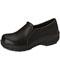 Photograph of Anywear Women's Footwear - Leather Slip On Black SAVVY-BLK