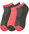 Photograph of Infinity Socks Women SPARK Coral Grey SPARK-CRLGR
