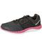 Photograph of Women's Athletic Footwear Black/Gravel/SolarPink/White ZPRINTRUN-BGPW