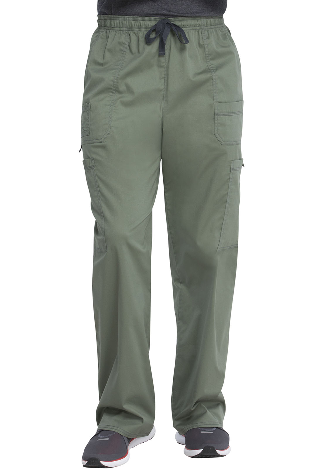9d71cb183a5 Gen Flex Men's Drawstring Cargo Pant in Olive 81003-OLIZ from ...