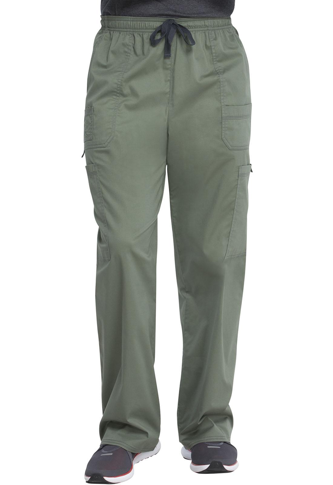 detailing hot-seeling original original Dickies Men's Drawstring Cargo Pant (Regular) in Olive from Dickies Medical