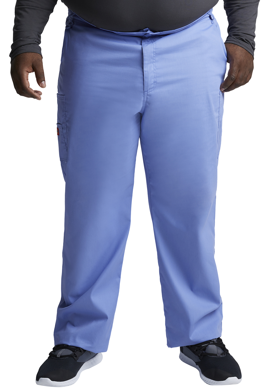 09ac2e0e5c9 EDS Signature Men's Zip Fly Pull-On Pant in Ciel 81006-CIWZ from Tom ...