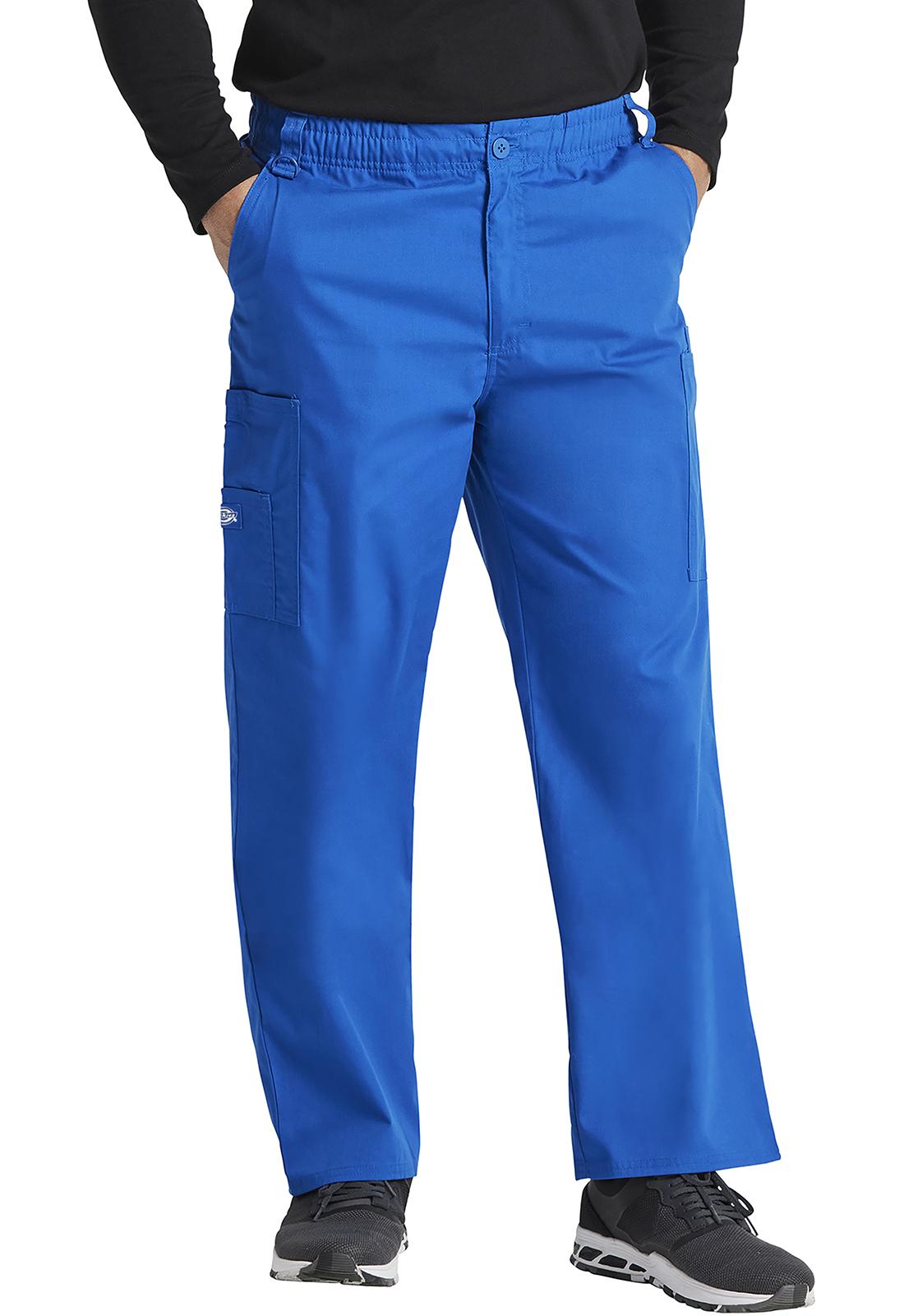Dickies Medical Men/'s EDS Signature Khaki One Pocket Top Sz S-3XL NWT