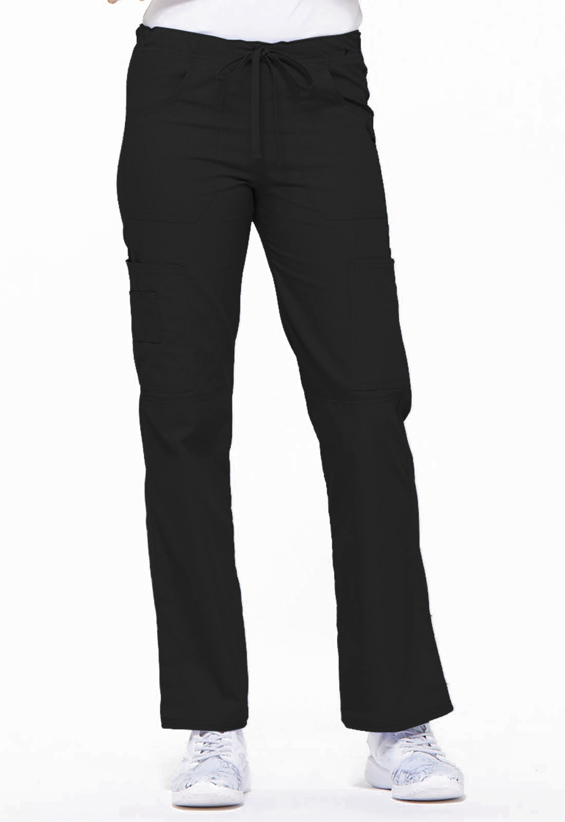 8cd45b128 Dickies EDS Signature Low Rise Drawstring Cargo Pant in Black from ...