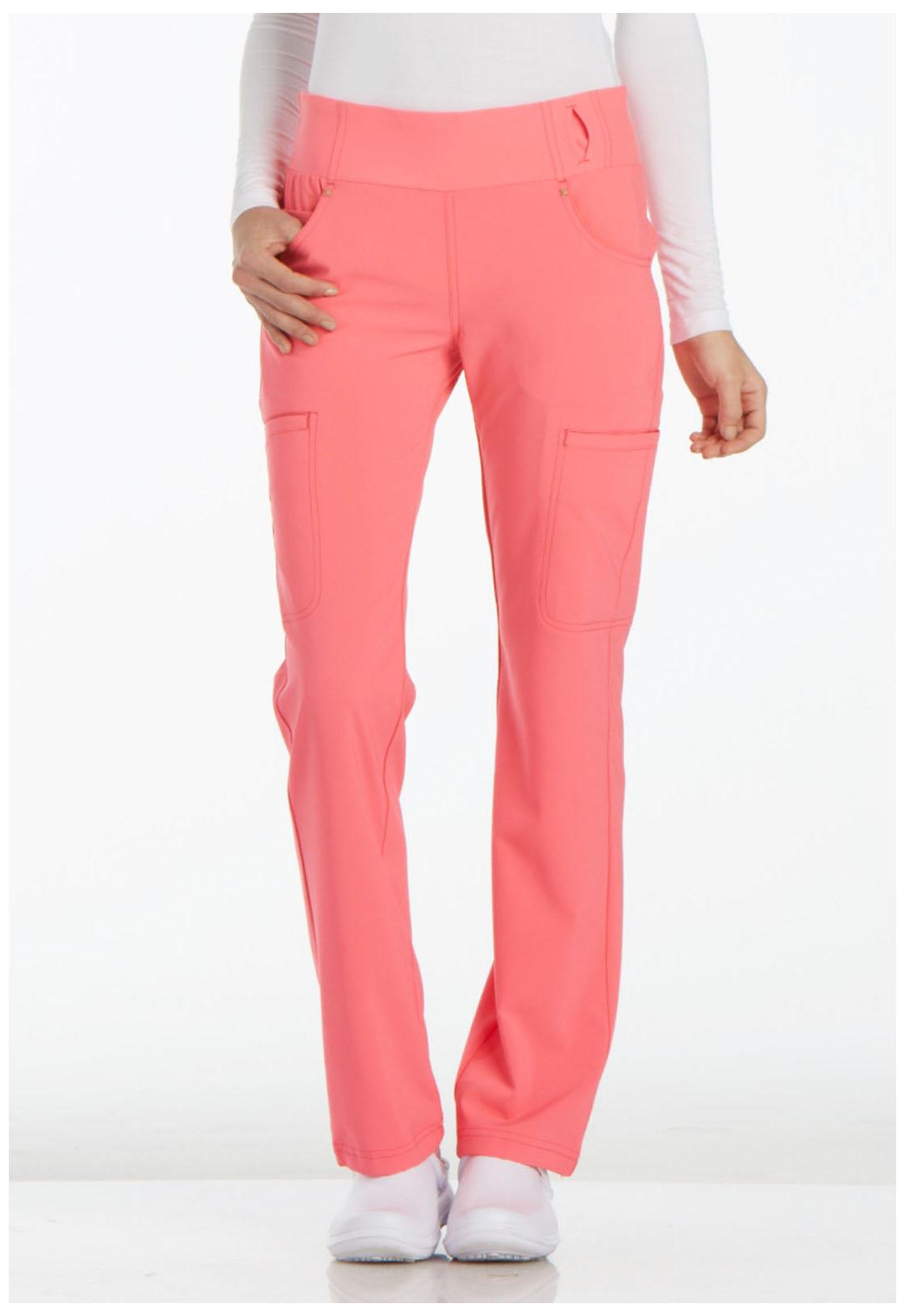 7abfa15c97d iFlex Mid Rise Straight Leg Pull-on Pant in Karma Pink CK002-KAPK ...