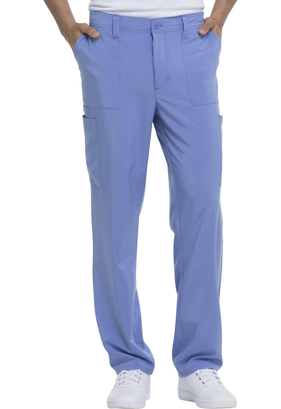 TOP:DK635 // Pant:DK015 New Dickies EDS Essentials Men/'s Scrubs Sets in Royal
