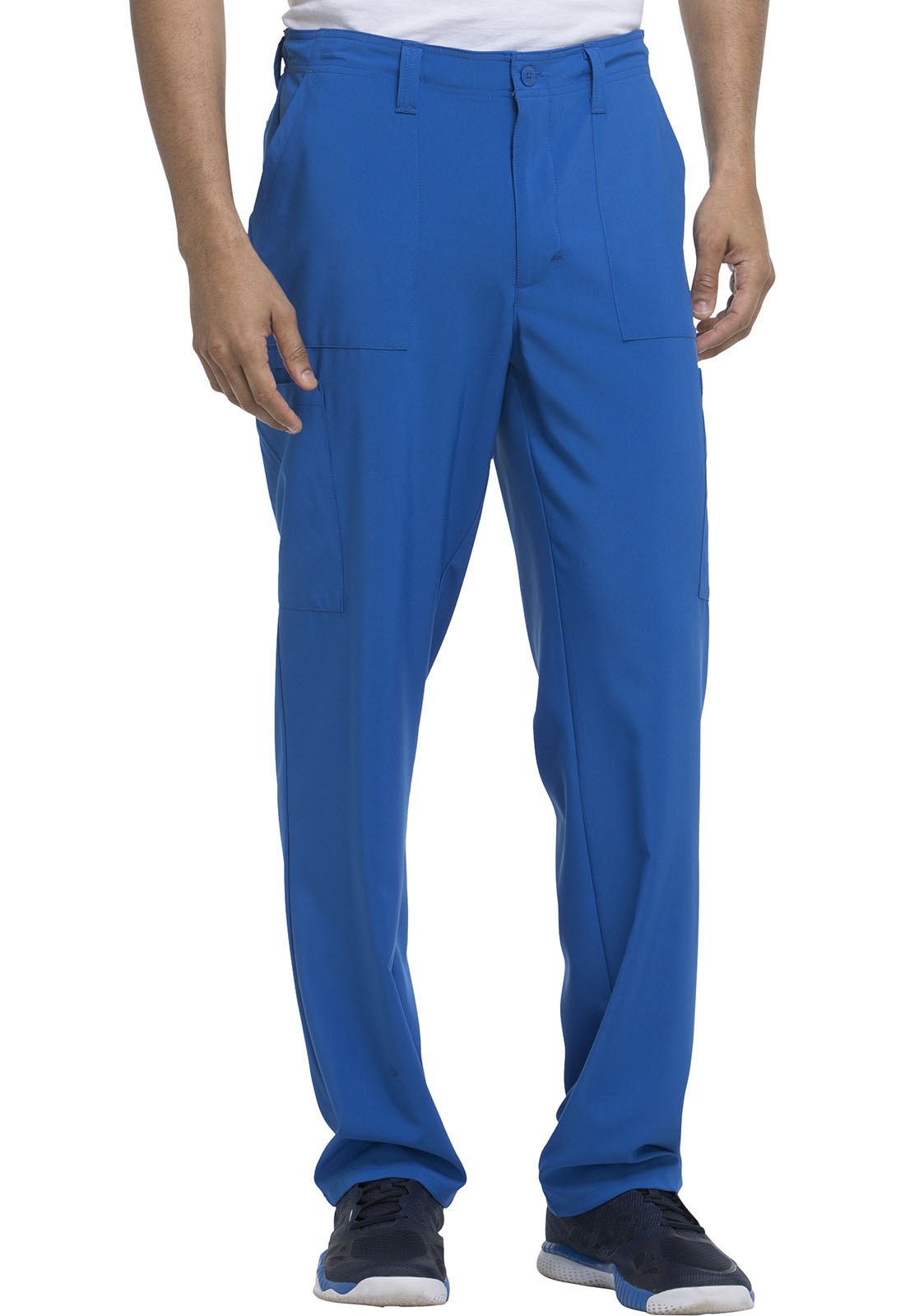 ba93b4cbe9f EDS Essentials Men's Natural Rise Drawstring Pant in Royal DK015T ...