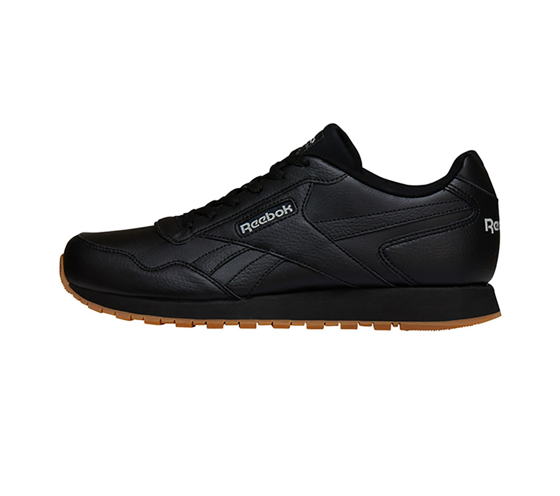 8efe6143aec1 Reebok Men s MCLHARMANRUN Black