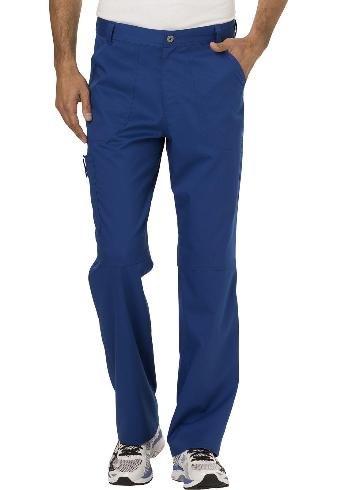 de3e4808055 WW Revolution Men's Fly Front Pant in Galaxy Blue WW140-GAB from ...
