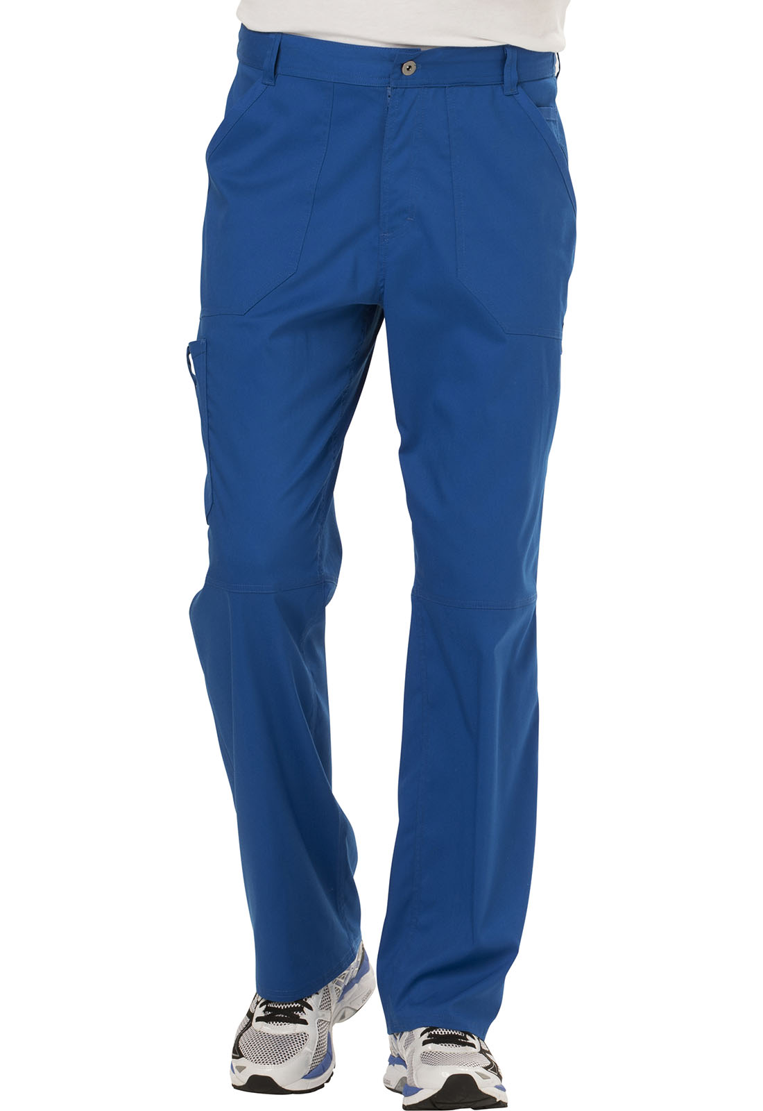 7fdd9a9eb81 WW Revolution Men's Fly Front Pant in Royal WW140-ROY from The ...
