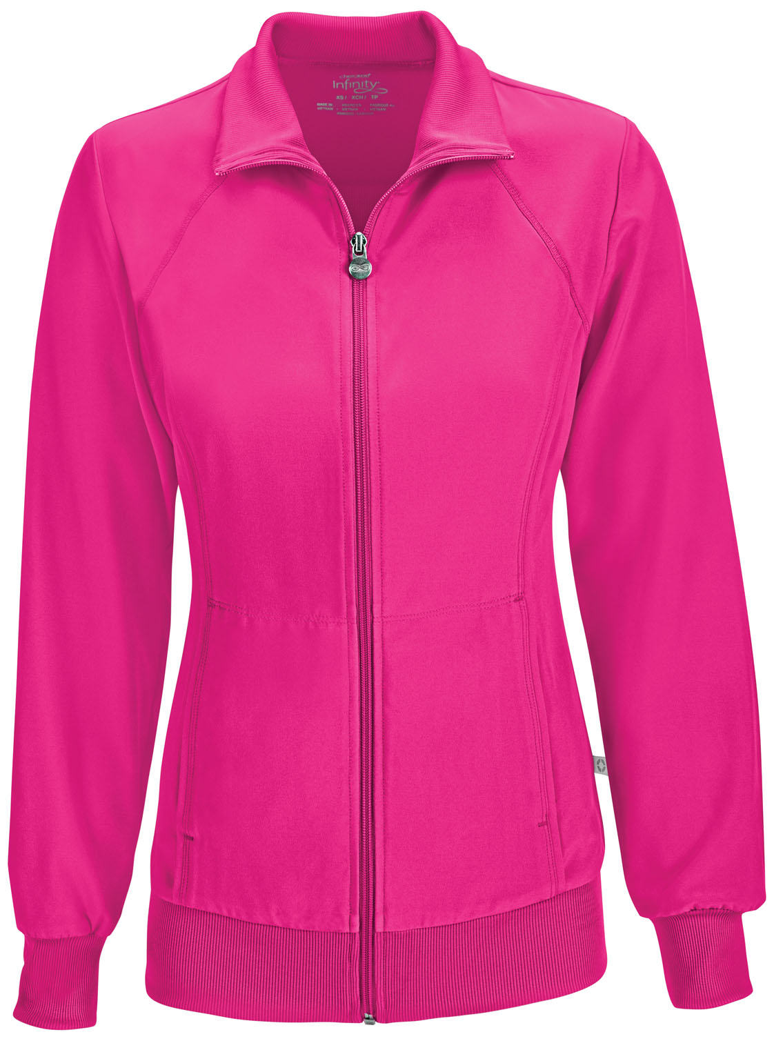 Infinity by Cherokee Zip Front Warm-Up Jacket 2391A-CPPS