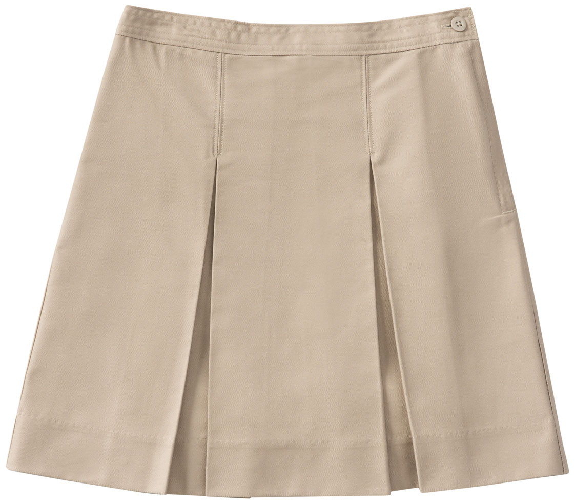 Classroom Juniors Kick Pleat Skirt 55864-KAK from Cherokee Scrubs ...