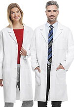 "Photo of 40"" Unisex Lab Coat"