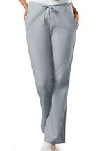 Photo of Natural Rise Flare Leg Drawstring Pant