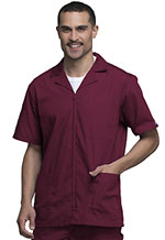 Photo of Men's Zip Front Jacket