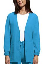 Photo of Cardigan Warm-Up Jacket