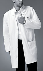 "Photo of 37"" Unisex Lab Coat"