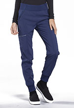 Photo of Mid Rise Tapered Leg Jogger Pant