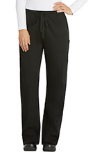 Photo of Women's Elastic Drawstring Low-Rise Pant