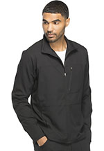 Photo of Men's Zip Front Warm-up Jacket