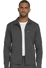 Photo of Men's Zip Front Warm-up Jacket