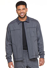 Photo of Men's Zip Front Moto Jacket