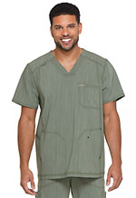 Photo of Men's V-Neck 3 Pocket Top
