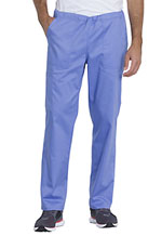Photo of Unisex Mid Rise Straight Leg Pant
