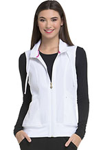 HeartSoul In-Vested Love Vest White (HS500-WHIH)