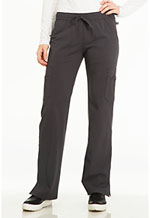 "Photo of ""Vienna"" Mid Rise Straight Leg Pant"