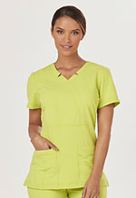 "Photo of ""Madison"" Mock Wrap Top"