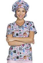 Photo of Bouffant Scrub Hat