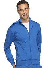Photo of Unisex Zip Front Warm -up Jacket