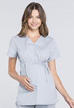 Photo of Maternity Mock Wrap Top
