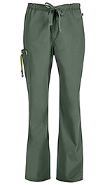 Code Happy Bliss Men's Drawstring Cargo Pant Olive (16001ABT-OLCH)