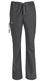 Code Happy Bliss Men's Drawstring Cargo Pant Pewter (16001ABT-PWCH)
