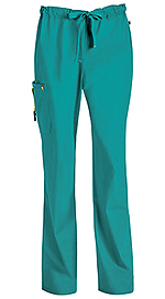 Code Happy Bliss Men's Drawstring Cargo Pant Teal (16001AS-TLCH)