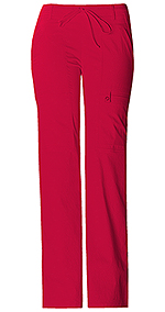 Photo of Low Rise Flare Leg Drawstring Cargo Pant